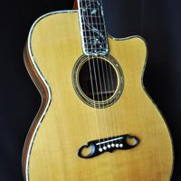 Guitare de luthier