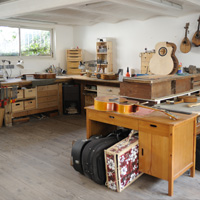luthier guitare marseille