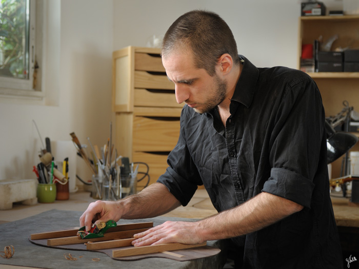 Yoann Charbonnier luthier Marseille