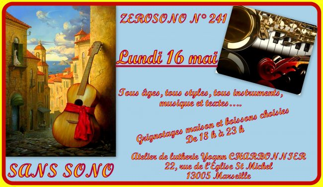 ZEROSONO N° 241