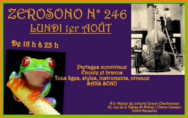 ZEROSONO 246