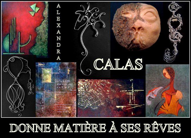 ALEX CALAS