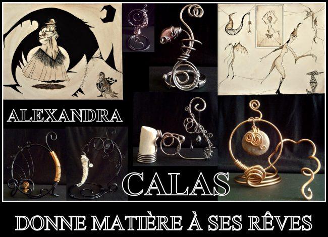 ALEXANDRA CALAS