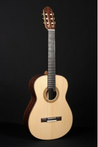 guitare classique diapason 640